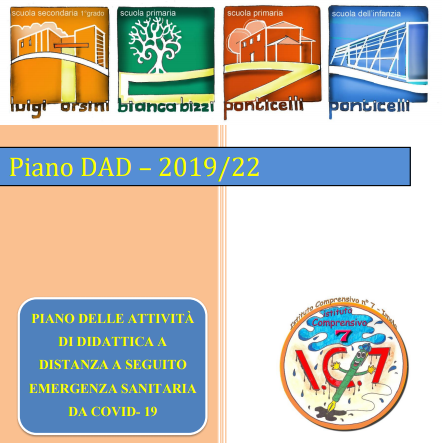 Piano Didattica a Distanza - DAD