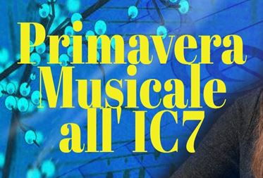 Primavera musicale all'IC7